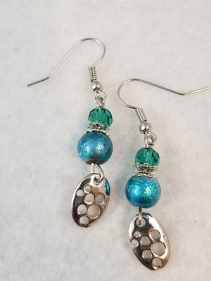 Turquois Color #9 Earrings