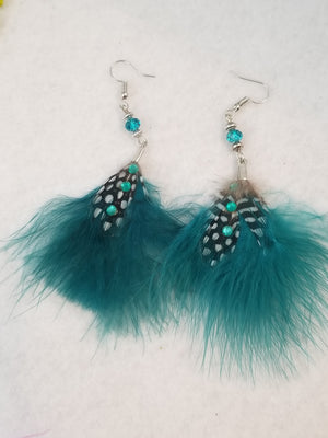 Turquois Color #12  Earrings