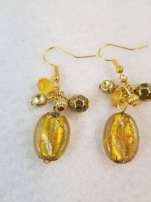 Yellow #14 Earrings