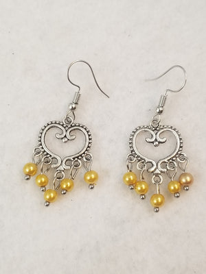 Yellow #5 Earrings