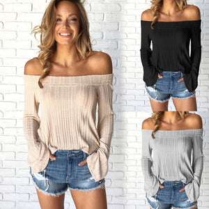 MILLIANA off shoulder blouse