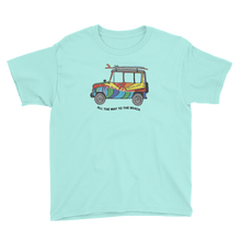 ICONIC Jeep logo KIDS TEE