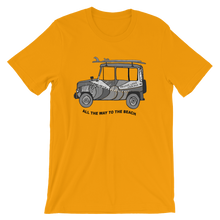 Iconic JEEP Frijoles Locos T-shirt (single color print)