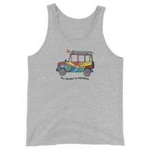 Iconic full color JEEP Mens tank top