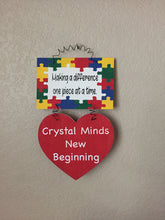 Personalized Autism Specialist Sign