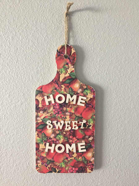fruit theme kitchen decor