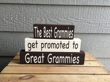 Best Grammies get Promoted to Great Grammies Blocks