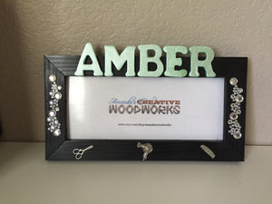 cosmetology license frame