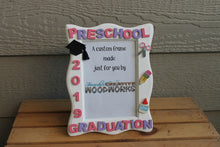 2019 Preschool Graduation Frame
