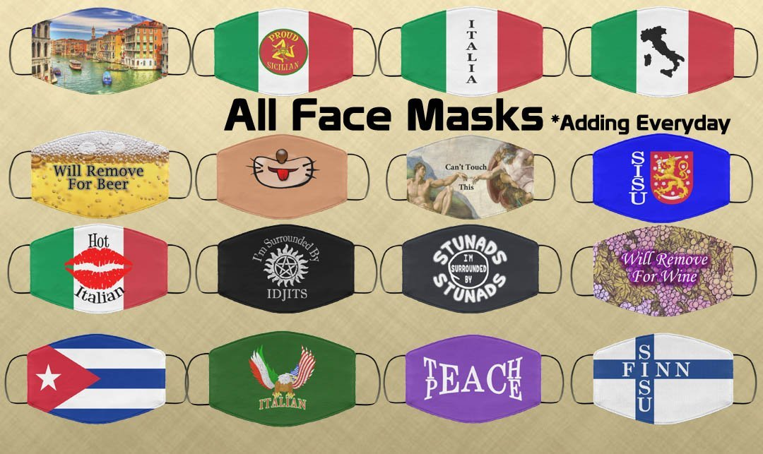 Face Masks - High Quality