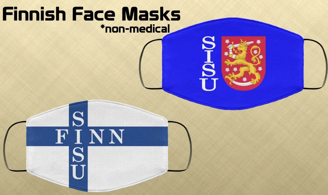 Finnish Mask Collection