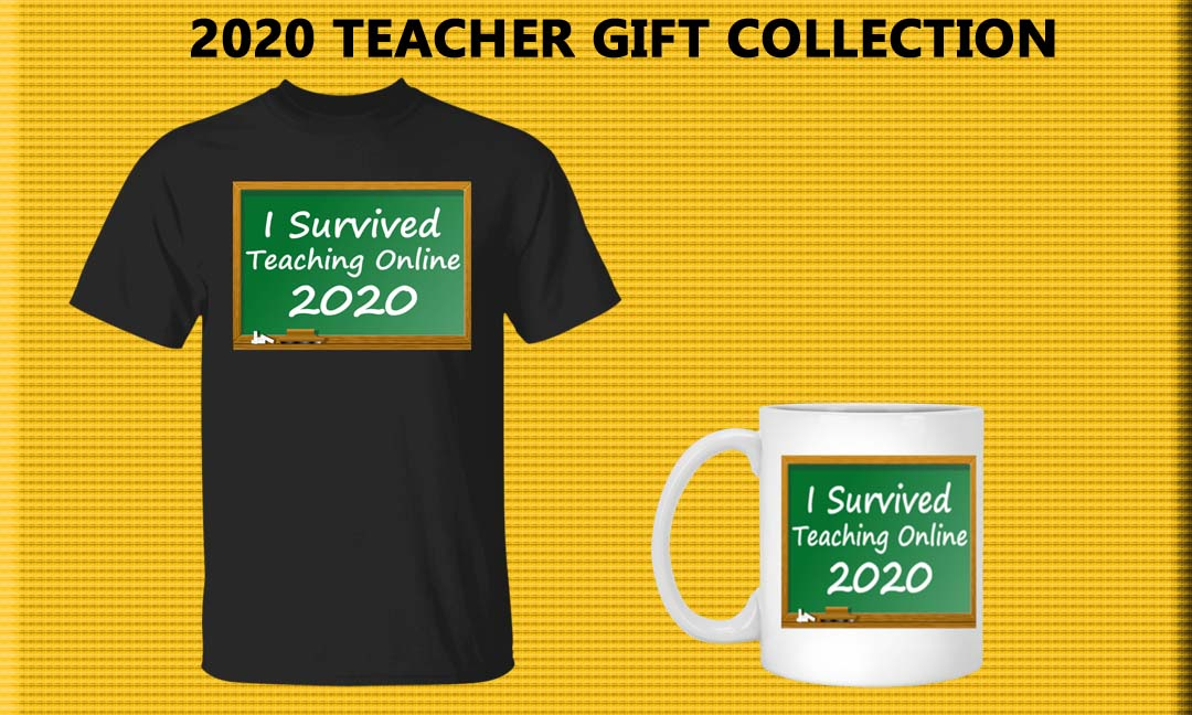Online Teacher 2020 Gift Collection