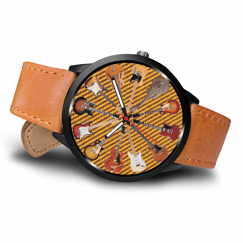 Awesome Guitar Player Watch - Free Shipping Sale