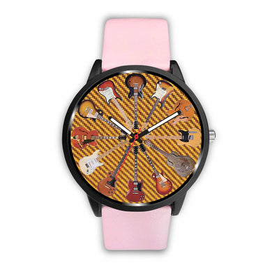 Guitar Player Watch