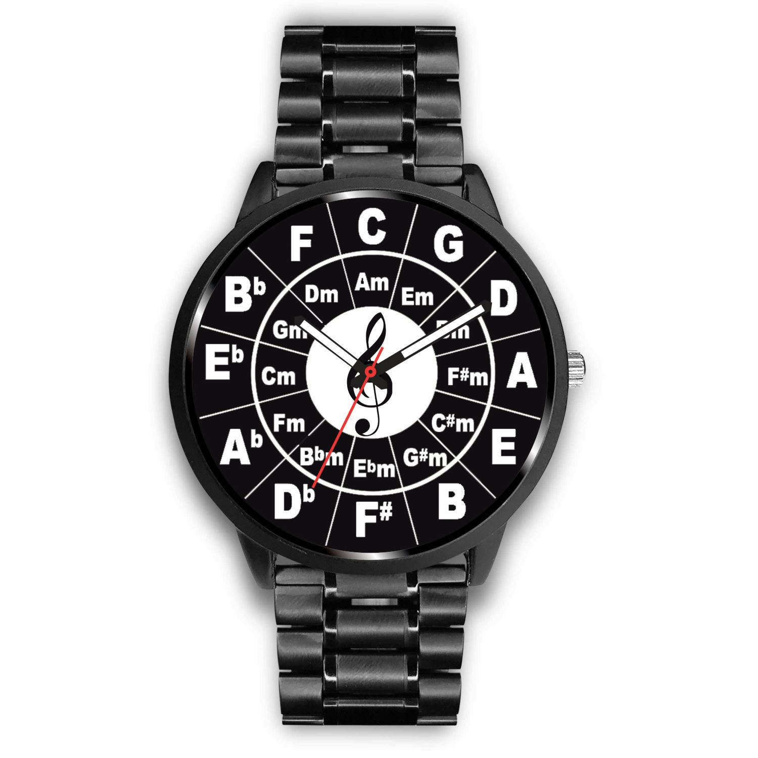 Awesome Circle of Fifths Watch - Free US Shipping Sale