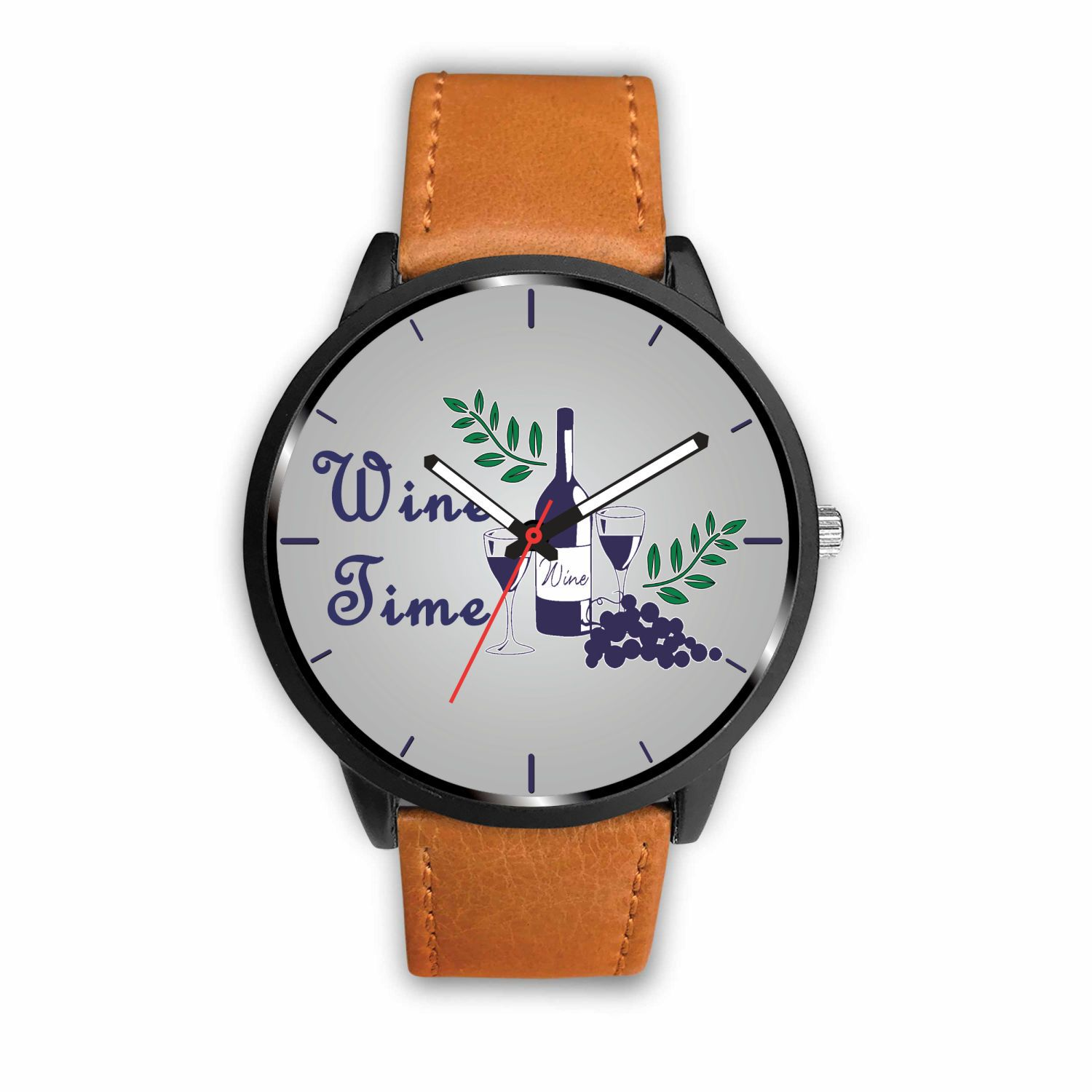 Awesome Time for Wine Watch - Free Shipping