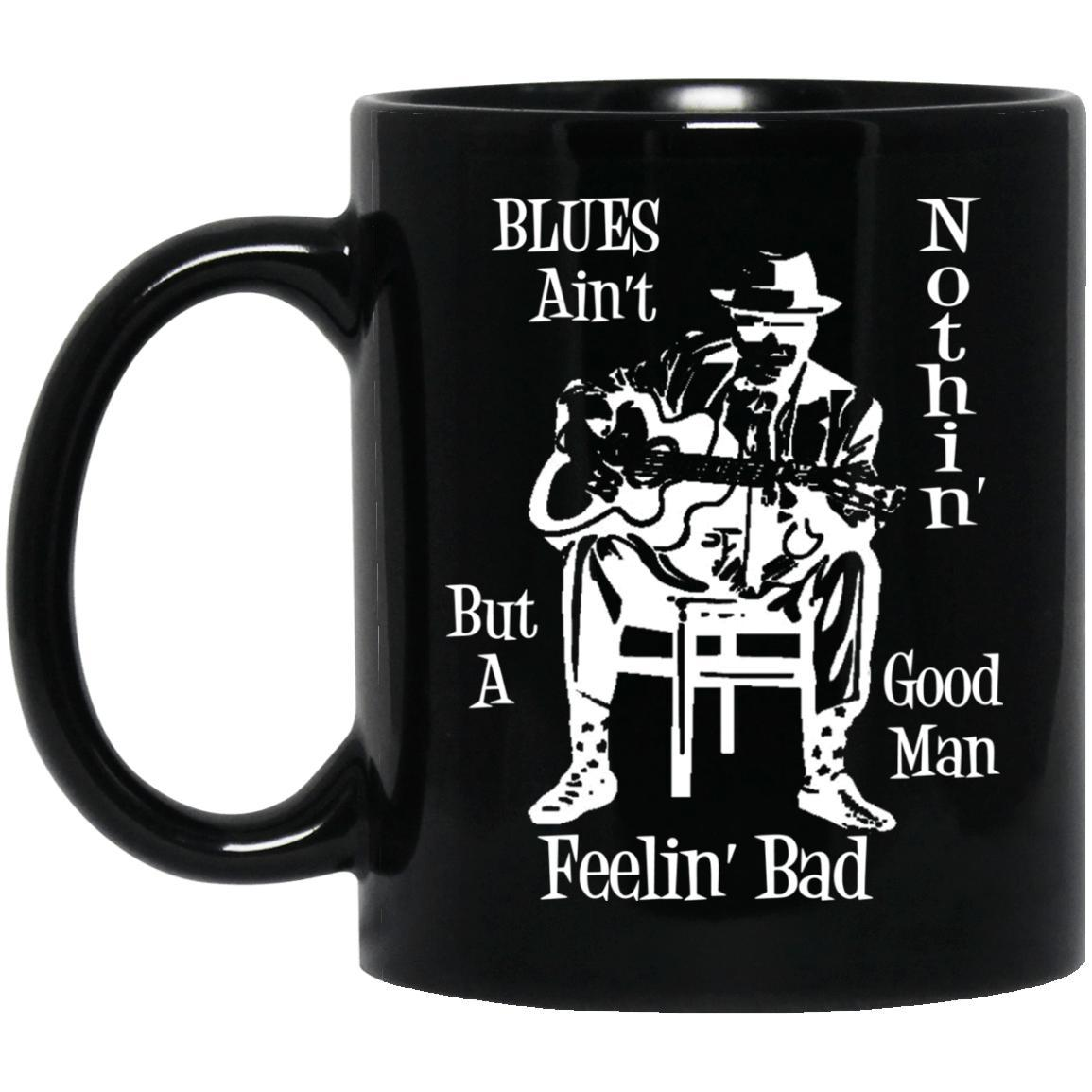 Blues Mugs - 11oz & 15oz