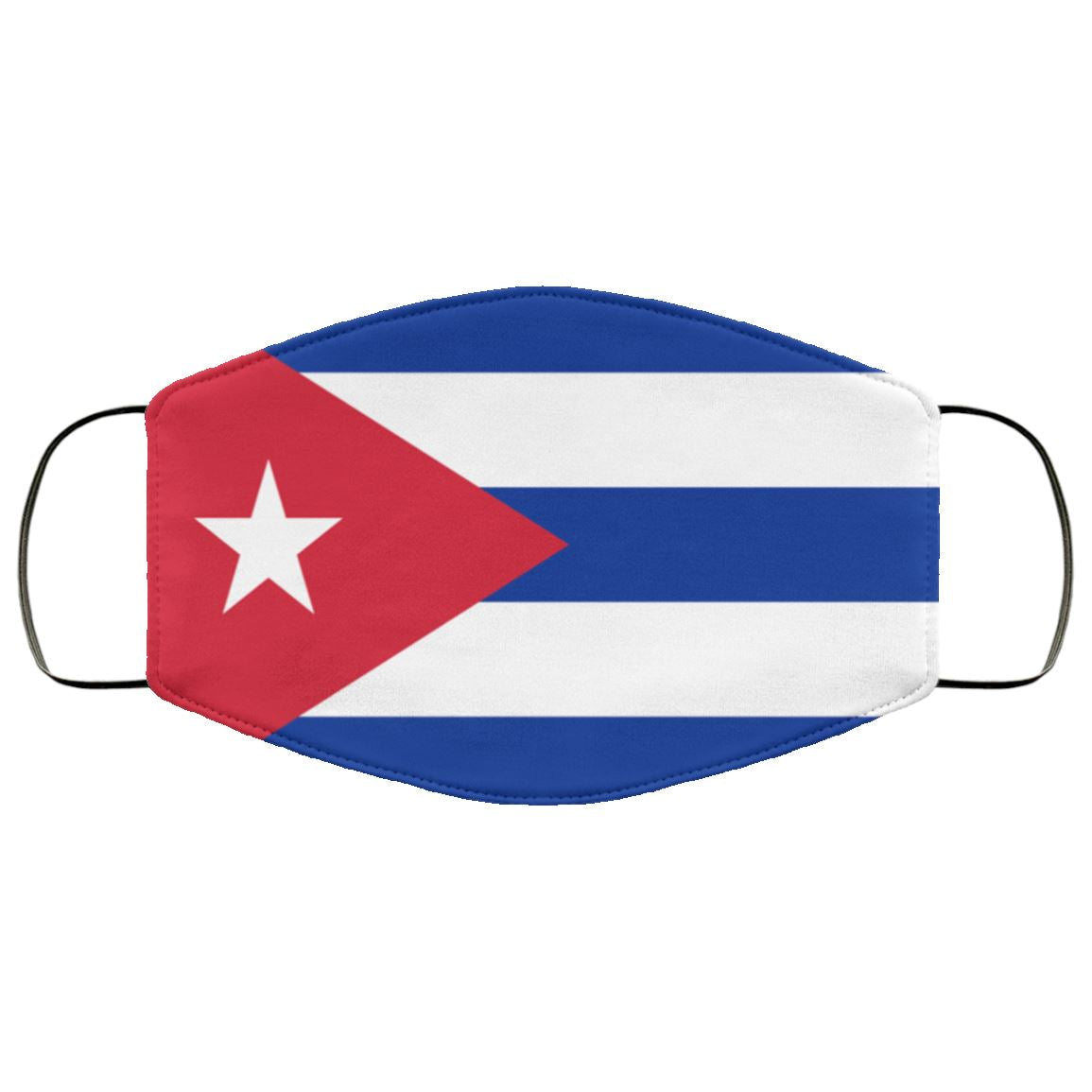 Cuban Pride Face Mask