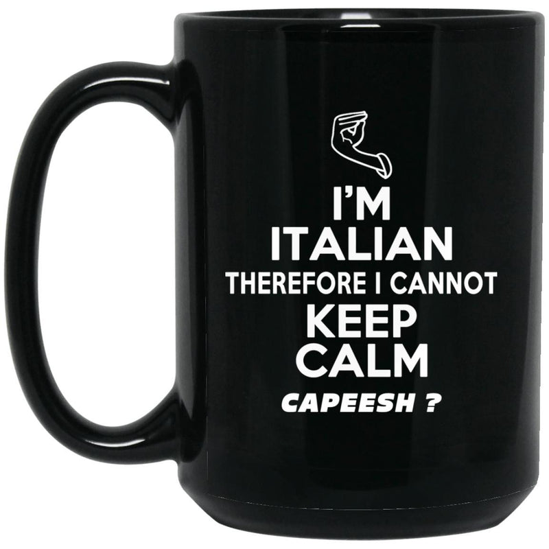 Capeesh Mugs