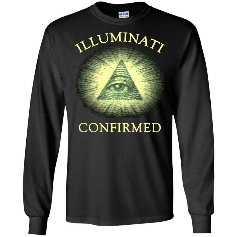 Illuminati Confirmed Shirts