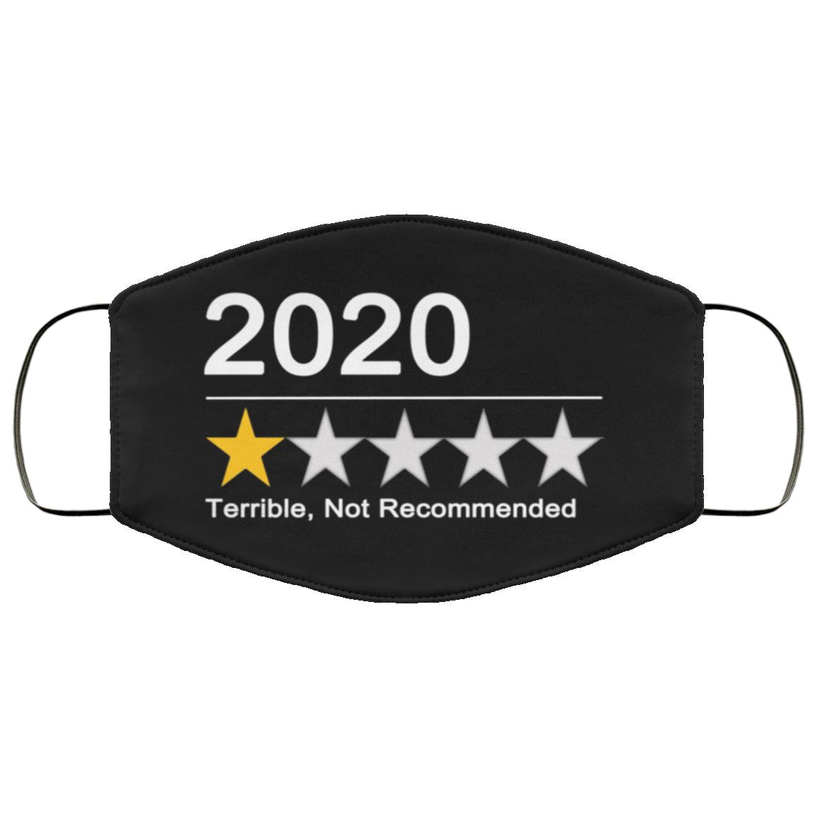 2020 Review Face Mask