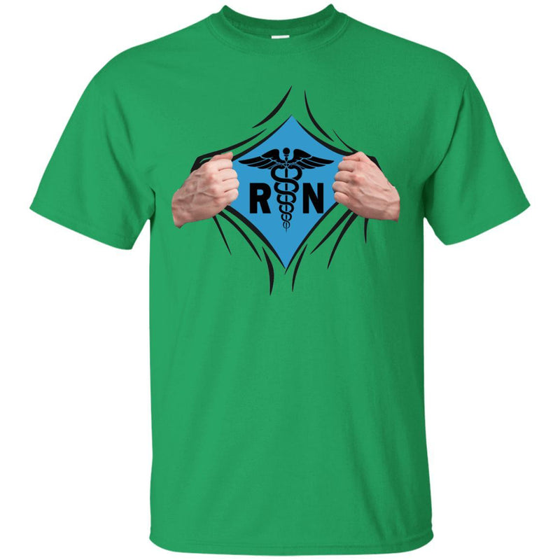 Super RN Shirt for nurses