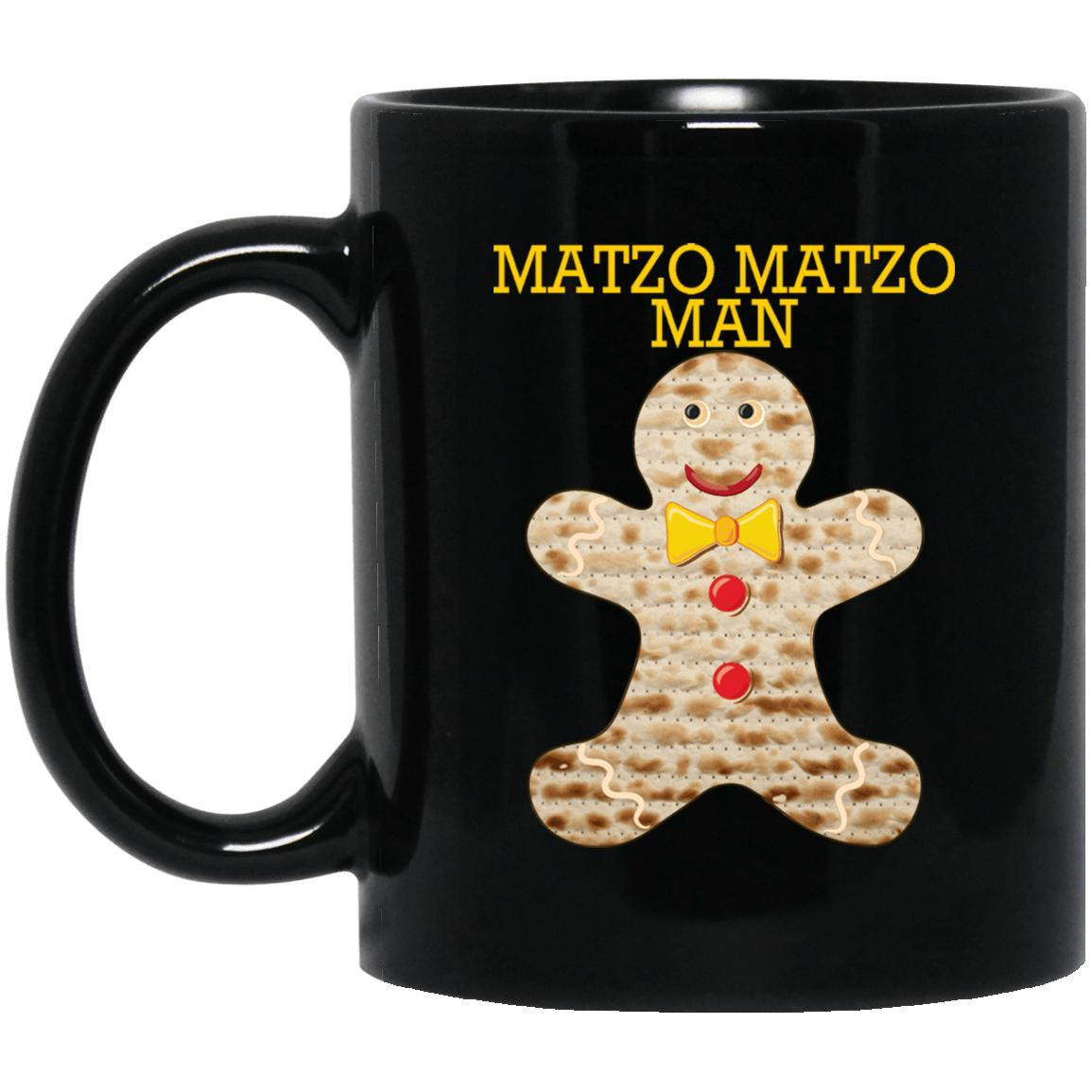 Matzo Man Mugs