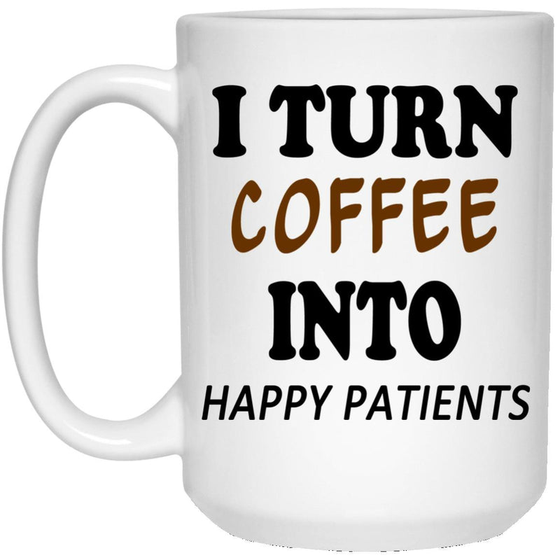Nurse Mug Coffee Lover