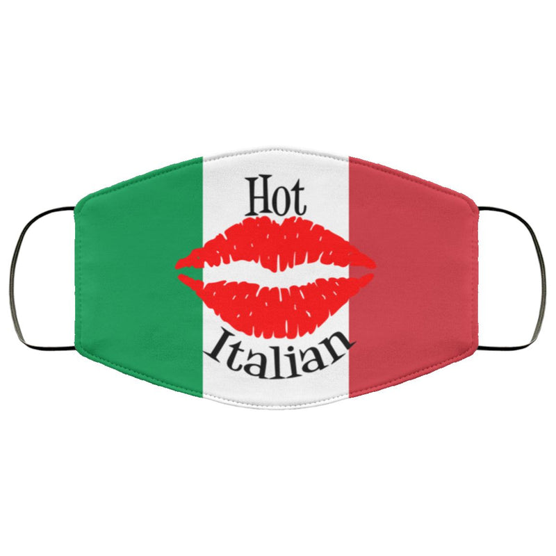 Hot Italian Face Mask