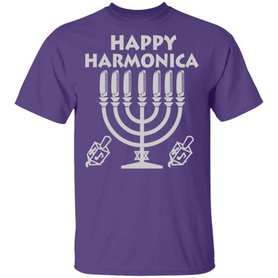 Happy Harmonica! Jewish T-Shirt