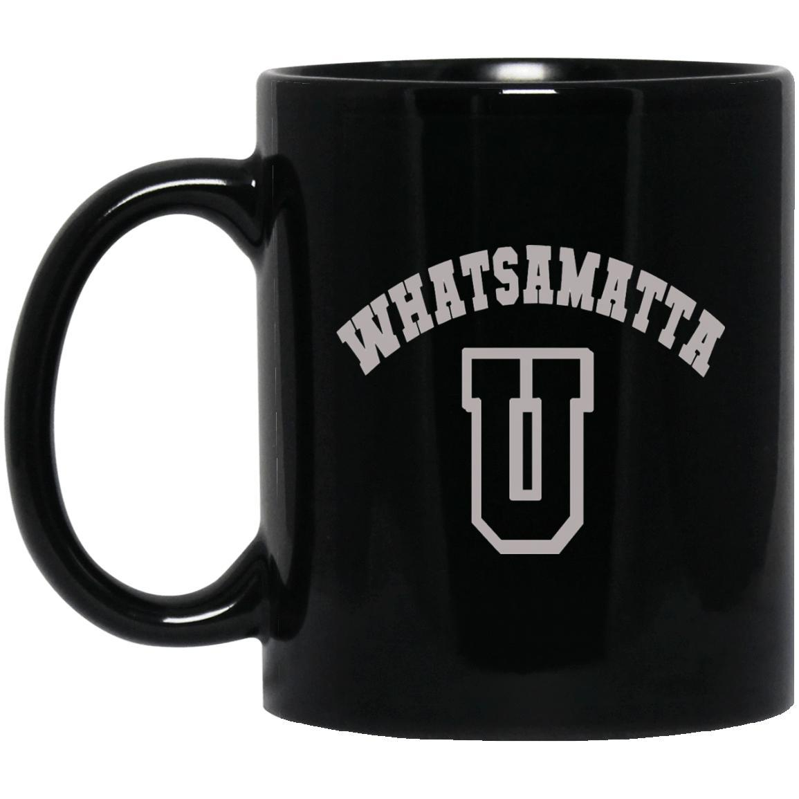 Whatsamatta U Mugs
