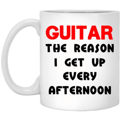 Guitar is the Reason Guitar Player Mug