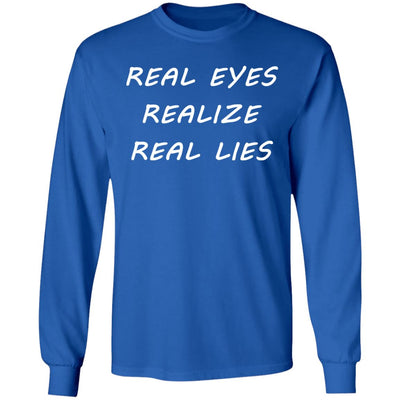 REAL EYES - REALIZE - REAL LIES