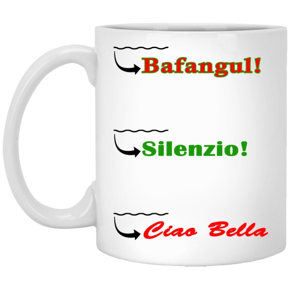 Italian Coffee Level Bafangul Mug