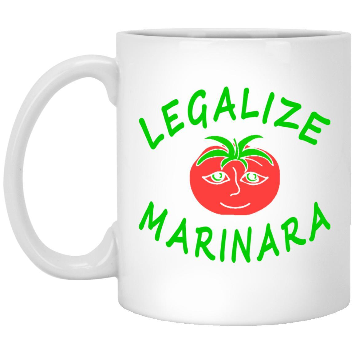 Legalize Marinara - 11oz & 15oz