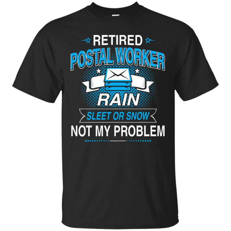 Retired Postal Worker Shirt