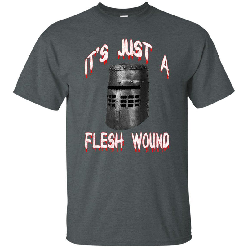 It's Just A Flesh Wound