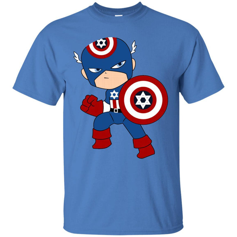 Captain Jewish American Shirt