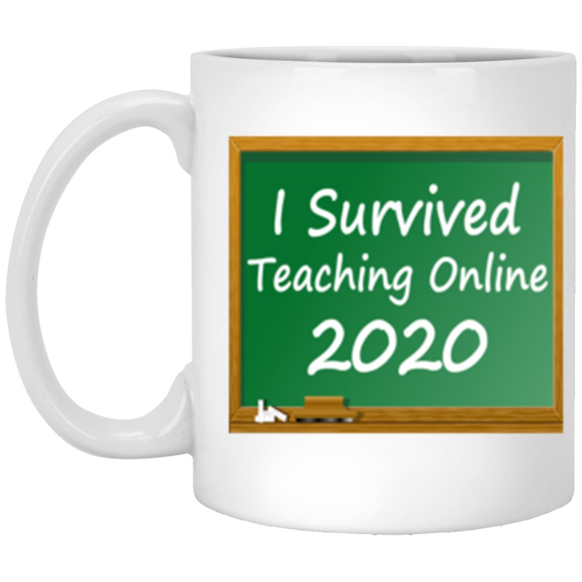 Online Teacher Mug 2020
