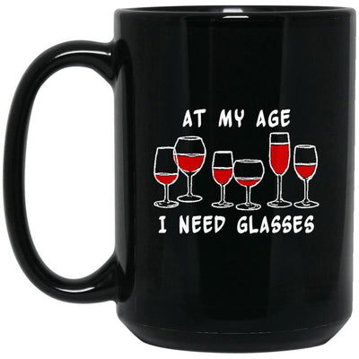 Need Wine Glasses Mugs