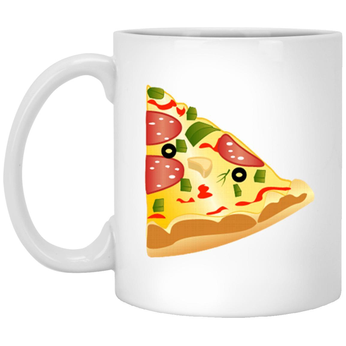 Pizza Slice Mugs