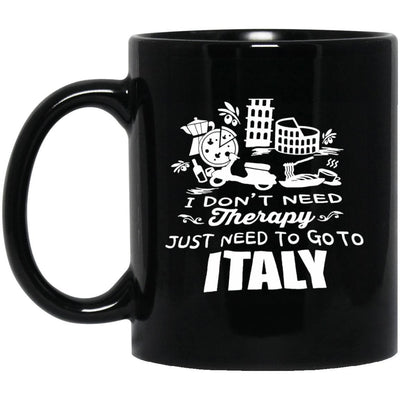 Italian Therapy Mugs Great gift fot travel to Italy
