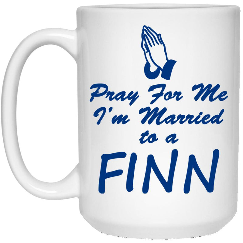 Pray For Finn Finnish Mug Finnish Gift