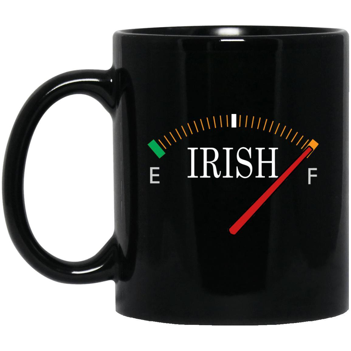 Are You Full Irish?