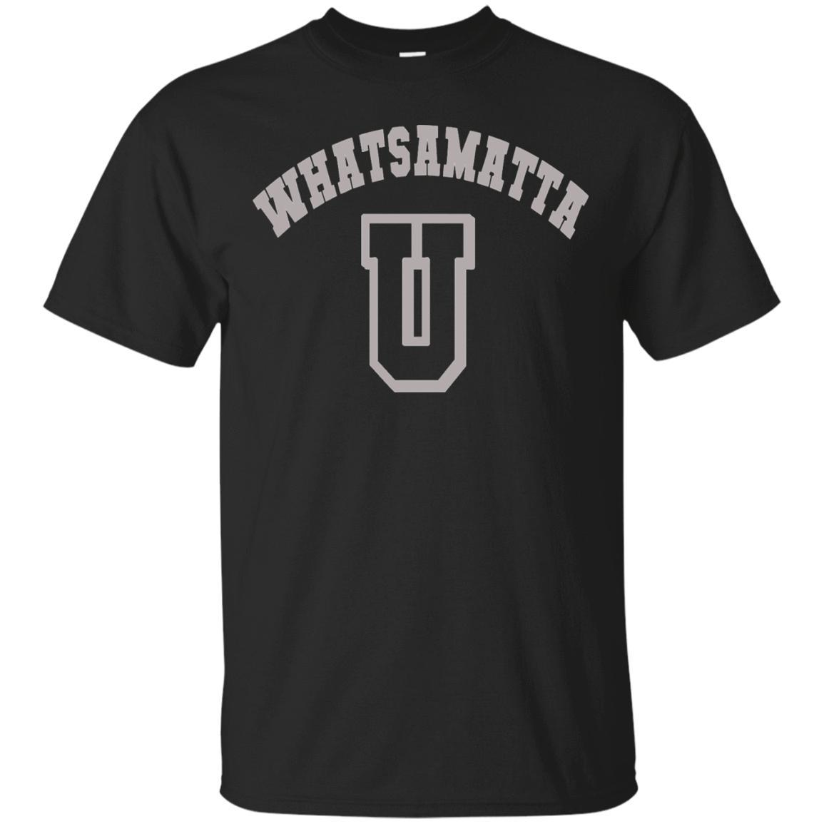 Whatsamatta U Shirt for Italians