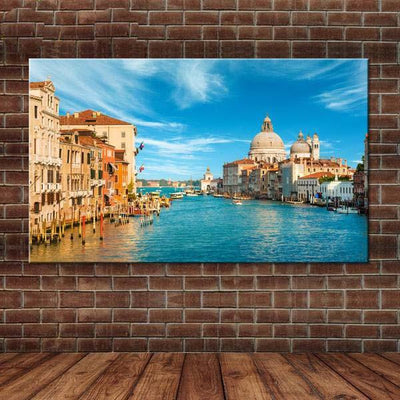 Grand Canal Venice Italy Canvas Print Italian Art