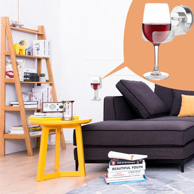Suction Beer or Wine Holder