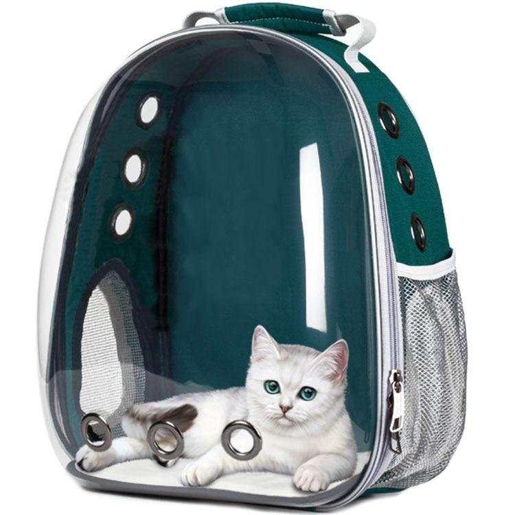 Transparent Bubble Travel Breathable Dog and Cat Backpack Carrier