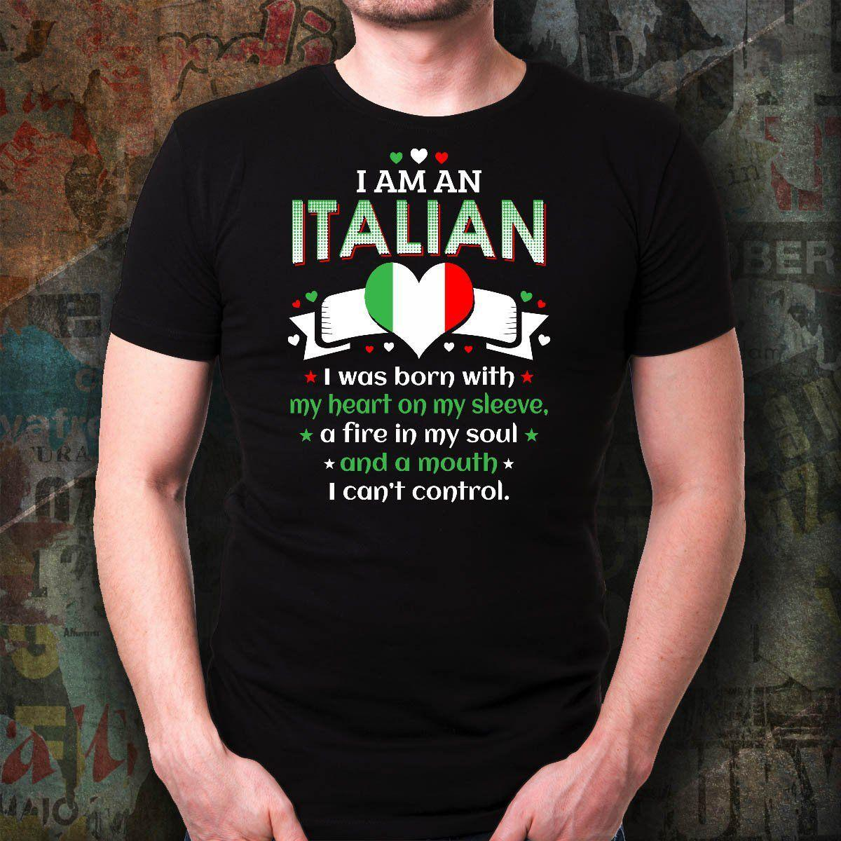 Are You An Italian? - Special Printing!