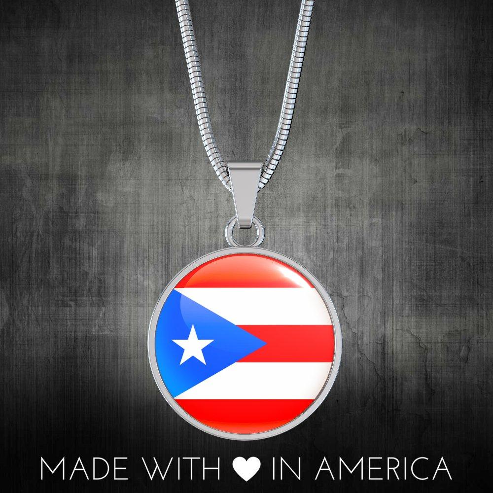 Puerto Rico Necklace